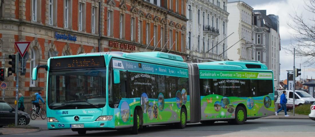 Fördebus Bus in Flensburg